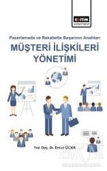 Eğitim Yayınevi - Ders Kitapları - Pazarlamada ve Rekabette Başarı Anahtarı Müşteri İlişkileri Yönetimi