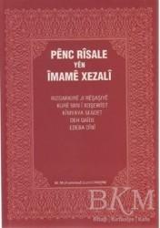 Nubihar Yayınları - Penc Risale Yen İmame Xezali