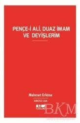 Alibri Yayınları - Pençe-i Ali, Duaz İmam ve Deyişlerim