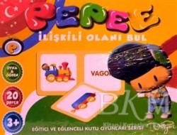 Düşyeri Yayınları - Pepee - İlişkili Olanı Bul (Kutu Oyunu)