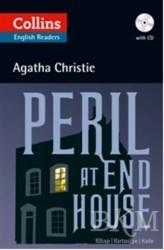 Nüans Publishing - Peril at End House + CD Agatha Christie Readers