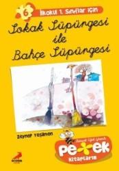 Erdem Çocuk - Petek Kitaplarım - Bitişik Eğik Yazılı/Sokak Süpürgesi ile Bahçe Süpürgesi