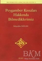 KLMN Yayınları - Peygamber Kıssaları Hakkında Bilmediklerimiz