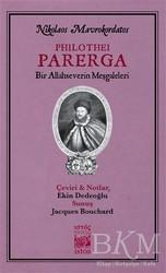 İstos Yayıncılık - Philothei Parerga