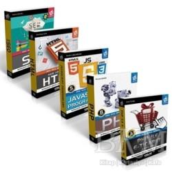 Kodlab Yayın Dağıtım - PHP Tabanlı Web Tasarım Seti (5 Kitap Takım)