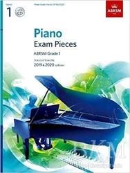 Oxford University Press - Piano Exam Pieces - ABRSM Grade 1