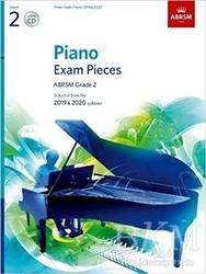 Oxford University Press - Piano Exam Pieces - ABRSM Grade 2