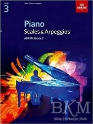 Oxford University Press - Piano Scales and Arpeggios - ABRSM Grade 3