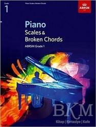 Oxford University Press - Piano Scales and Broken Chords - ABRSM Grade 1