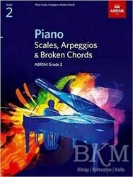 Oxford University Press - Piano Scales, Arpeggios and Broken Chords - ABRSM Grade 2