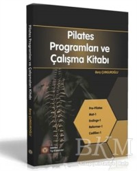 İstanbul Tıp Kitabevi - Pilates Programları ve Çalışmaları Kitabı