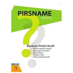 Dara Yayınları - Pirsname - Bankeya Pirsen Kurdi