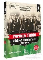 Genç Timaş - Popüler Tarih - Türkiye Cumhuriyeti Kuruluş (5 Kitap Takım)