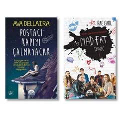 Martı Yayınları - Postacı Kapıyı Çalmayacak - My Mad Fat Diary