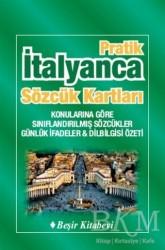 Beşir Kitabevi - Yabancı Dil Kitaplar - Pratik İtalyanca Sözcük Kartları