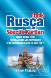 Beşir Kitabevi - Yabancı Dil Kitaplar - Pratik Rusça Sözcük Kartları
