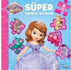 Doğan Egmont Yayıncılık - Prenses Sofia - Süper Yapboz Kitabım