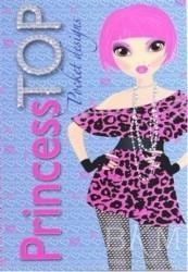 Çiçek Yayıncılık - Princess Top Pocket Desings - Mavi