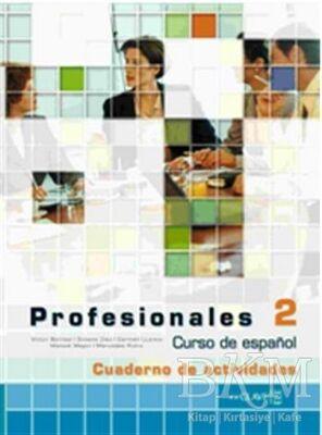 Profesionales 2 Cuaderno de Actividades Etkinlik Kitabı +Audio Descargable İspanyolca Orta Seviye