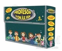 Timaş Çocuk - Profesör İyon ile Fen 2 (5 Kitap Takım Kutulu)