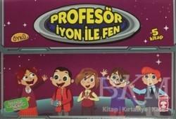 Timaş Çocuk - Profesör İyon ile Fen (5 Kitap Takım)