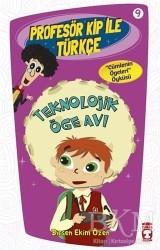 Timaş Çocuk - Profesör Kip ile Türkçe 9 - Teknolojik Öge Avı