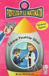 Timaş Çocuk - Profesör Pi ile Matematik - Çalışkan Pasaklılar Ülkesi