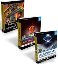 Kodlab Yayın Dağıtım - Programlamaya Giriş Seti (3 Kitap Takım)