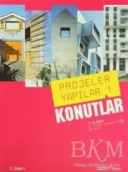 Yapı Endüstri Merkezi Yayınları - Projeler Yapılar 1 Konutlar