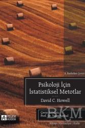 Pegem A Yayıncılık - Akademik Kitaplar - Psikoloji İçin İstatistiksel Metotlar