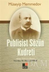 Kesit Yayınları - Publisist Sözün Kudreti