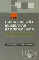Gazi Kitabevi - Quick Basic ile Bilgisayar Programlama