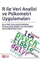 Pegem A Yayıncılık - Akademik Kitaplar - R ile Veri Analizi ve Psikometri Uygulamaları