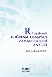 Der Yayınları - R Uygulamalı Doğrusal Olmayan Zaman Serileri Analizi
