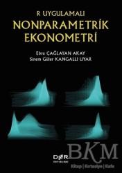 Der Yayınları - R Uygulamalı Nonparametrik Ekonometri