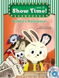 Build and Grow Publishing - Rabbit's Halloween - Show Time Level 2 (CD'li)