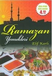 Kar Yayınları - Ramazan Yemekleri