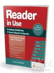 Pelikan Tıp Teknik Yayıncılık - Reader in Use