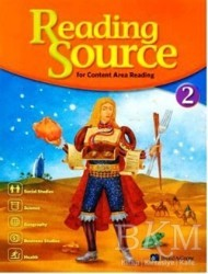 Nüans Publishing - Reading Source 2 with Workbook + CD