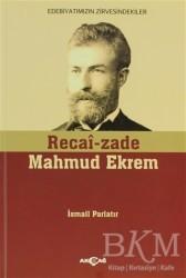 Akçağ Yayınları - Ders Kitapları - Recai-zade Mahmud Ekrem