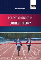 Eğitim Yayınevi - Ders Kitapları - Recent Advances in Contest Theory
