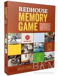Redhouse Yayınları - Redhouse Memory Game - Verbs (Kutulu)