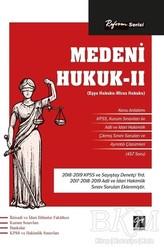 Gazi Kitabevi - Reform Serisi Medeni Hukuk - 2