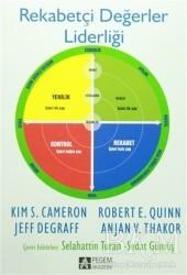 Pegem A Yayıncılık - Akademik Kitaplar - Rekabetçi Değerler Liderliği