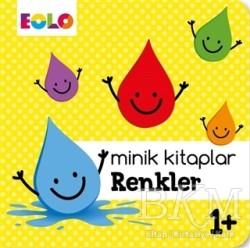 Eolo Yayıncılık - Renkler - Minik Kitaplar