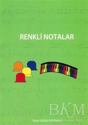 Cinius Yayınları - Renkli Notalar