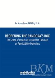 On İki Levha Yayınları - Reopening The Pandora's Box