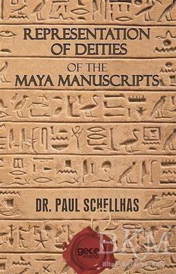 Representation of Deities of The Maya Manuscripts