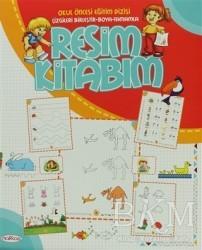 Nakkaş Yapım ve Prodüksiyon - Resim Kitabım (DVD+Boya Kalemi Hediyeli)