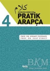 Çelik Yayınevi - Resimlerle Herkes İçin - Pratik Arapça 4